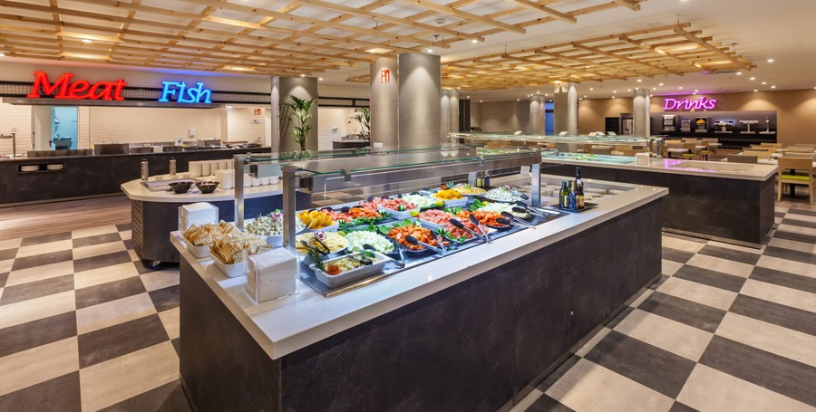 Saborea buffet abora interclub atlantic by lopesan hotels gran canaria