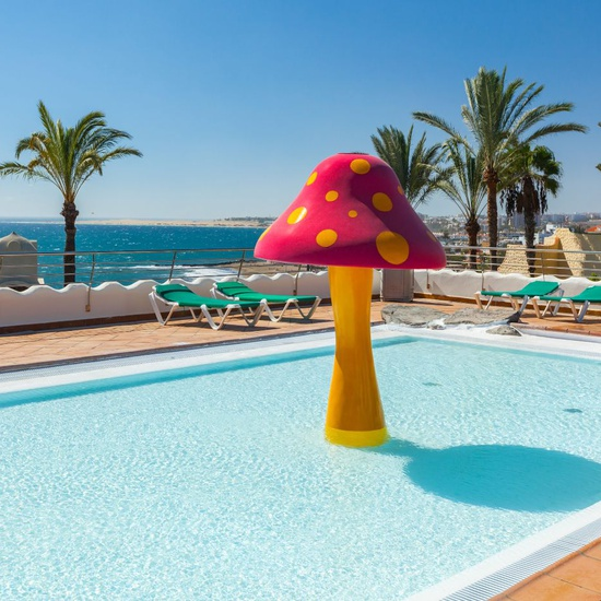 Children's pool abora interclub atlantic by lopesan hotels gran canaria