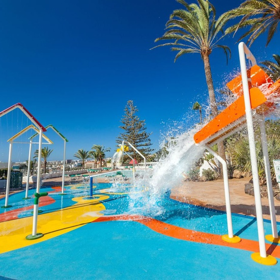 Children playground areas abora interclub atlantic by lopesan hotels gran canaria