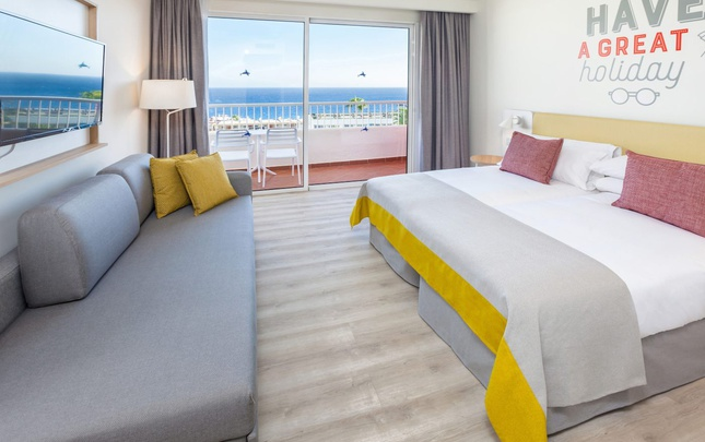 Standard double abora interclub atlantic by lopesan hotels gran canaria
