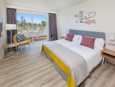 Double deluxe view  - adults only abora interclub atlantic by lopesan hotels gran canaria