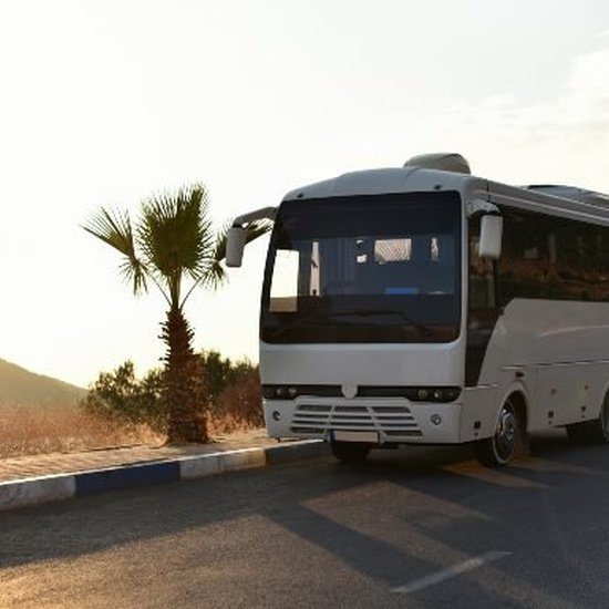 Shuttle bus to the beach abora interclub atlantic by lopesan hotels gran canaria